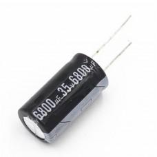 Electrolytic Capacitor 6800uF. 35V.