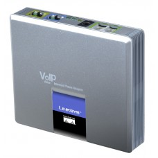 SPA-2100 Analog Telephone VoiP Adapter and Router